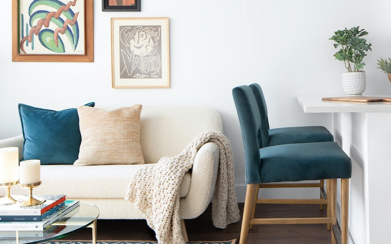 Apartments for rent in The Mission with new interiors