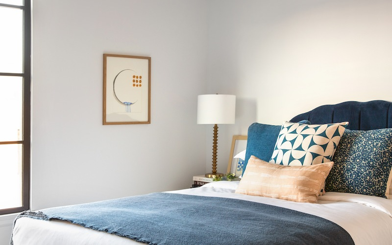Spacious bedrooms in The Madelon Apartments