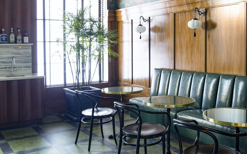 The Madelon beautiful events lounge